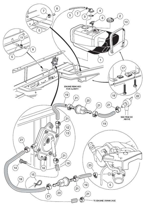 Gas Club Car Wiring Diagram Gas Free Engine Image For